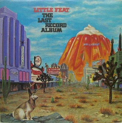 Little Feat The Last Record Album Vinyl