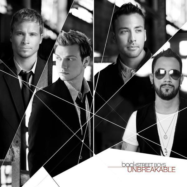 Backstreet Boys Unbreakable CD