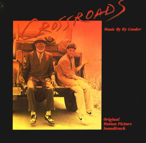 Ry Cooder Crossroads - Original Motion Picture Soundtrack CD