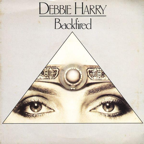 Harry, Debbie Backfired Vinyl