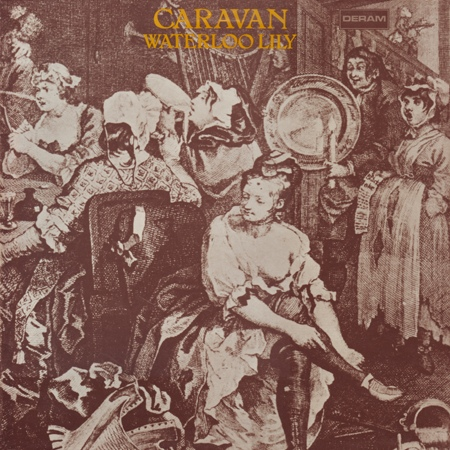 Caravan Waterloo Lily