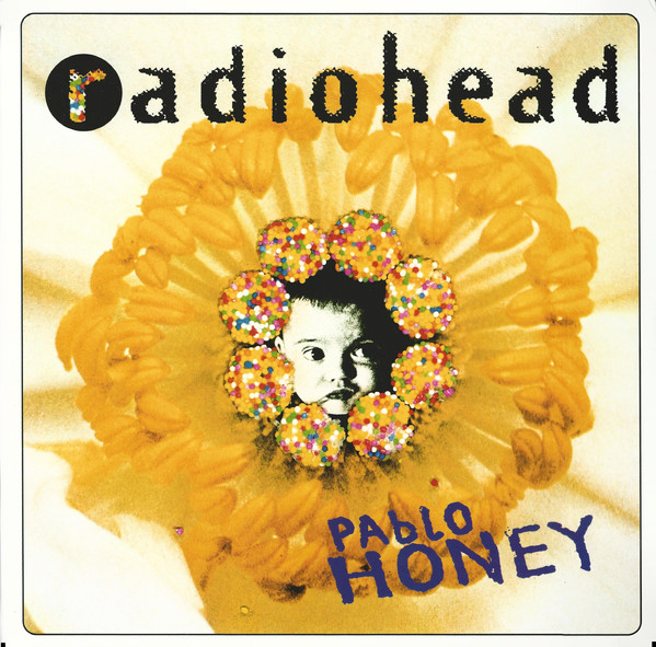 Radiohead Pablo Honey Vinyl