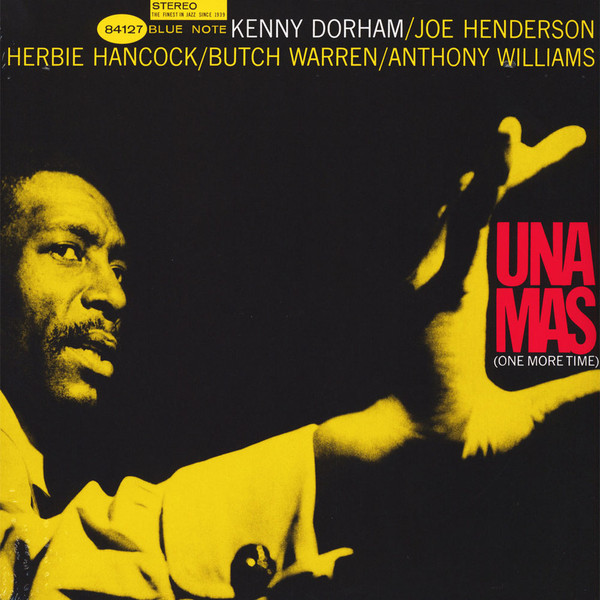 Kenny Dorham Una Mas (One More Time) Vinyl