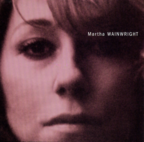 Wainwright, Martha Martha Wainwright CD