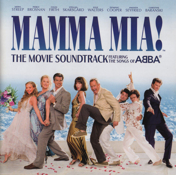 Various Mamma Mia! (The Movie Soundtrack Featuring The Songs Of ABBA)