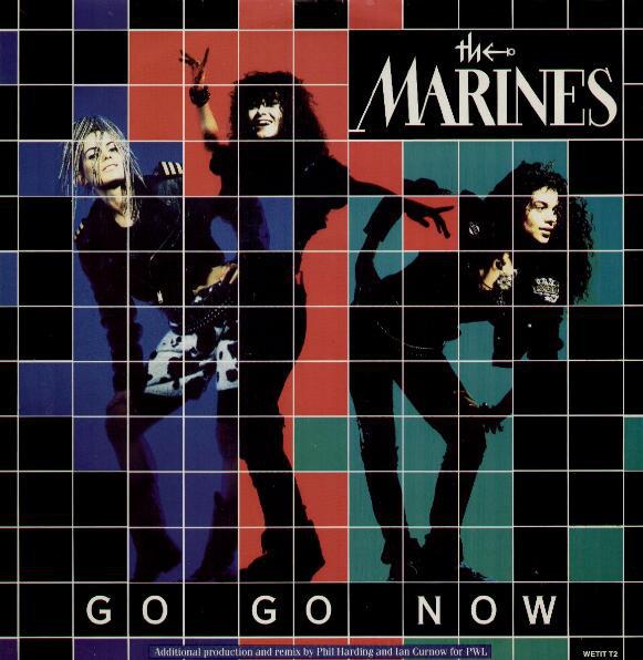 Marines (The) Go Go Now Vinyl