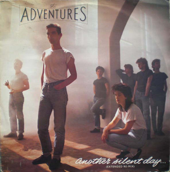 Adventures (The) Another Silent Day Vinyl