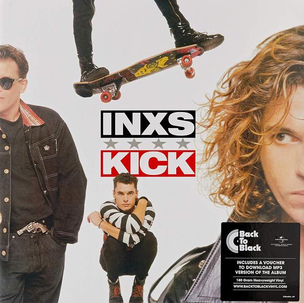 INXS Kick Vinyl