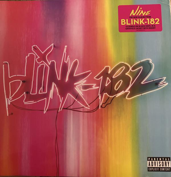 Blink-182 Nine Vinyl