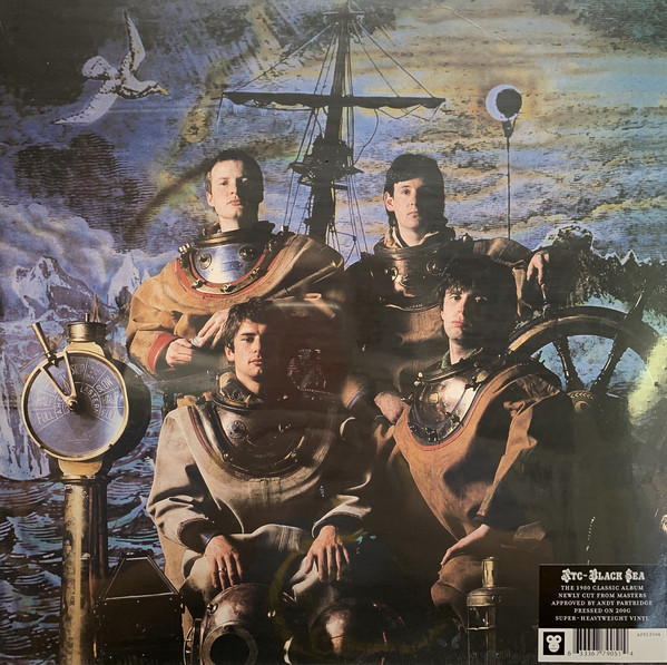 XTC Black Sea Vinyl