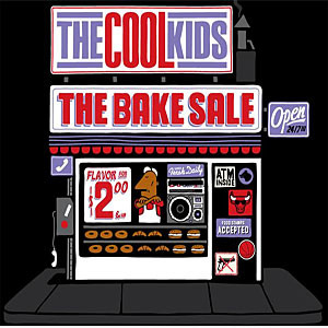 The Cool Kids The Bake Sale Vinyl