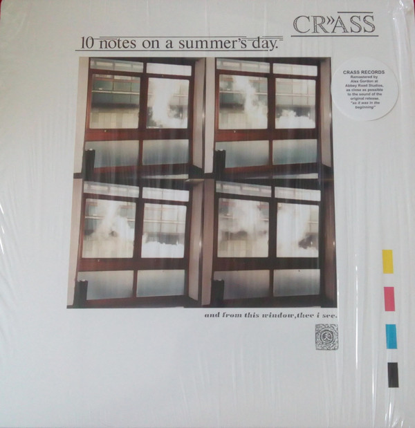 Crass 10 Notes On A Summer's Day Vinyl