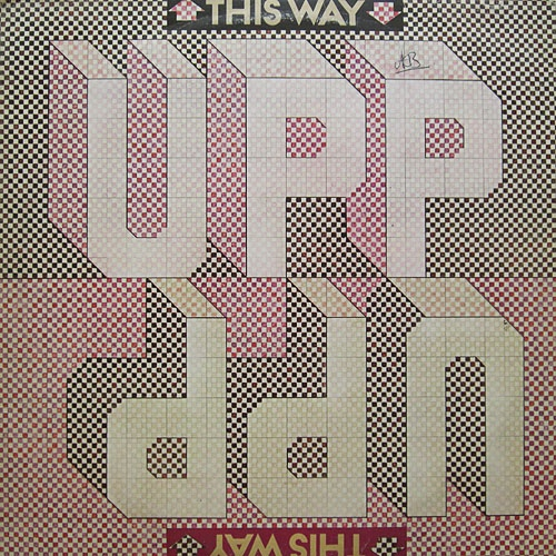 Upp This Way Vinyl