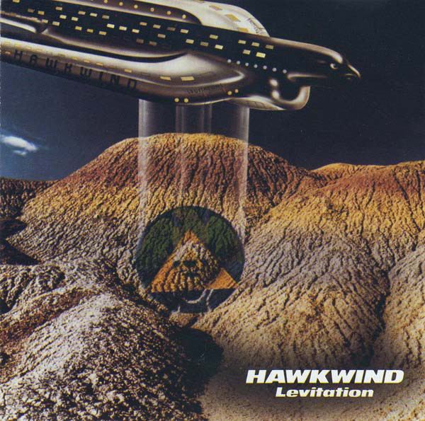 Hawkwind Levitation Vinyl