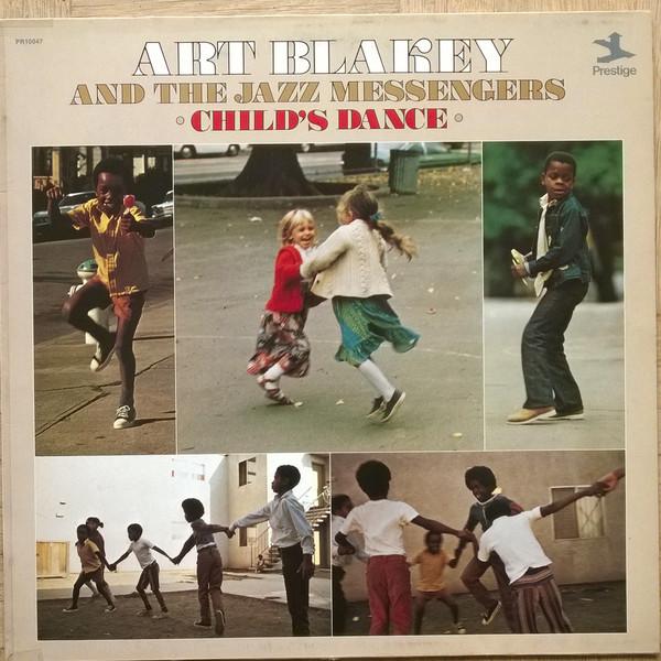 Art Blakey And The Jazz Messengers Child's Dance Vinyl
