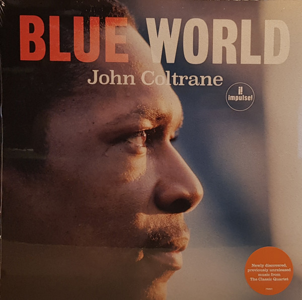 John Coltrane Blue World Vinyl