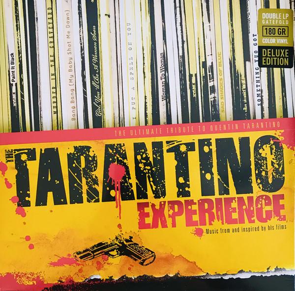Various The Tarantino Experience Vinyl