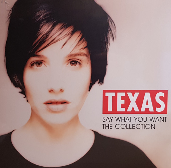 Texas Say What You Want - The Collection Vinyl