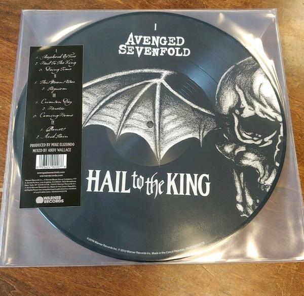 Avenged Sevenfold Hail To The King Vinyl