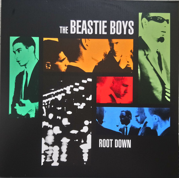 Beastie Boys Root Down EP Vinyl