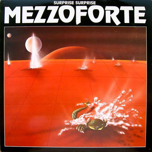 Mezzoforte Surprise Surprise Vinyl