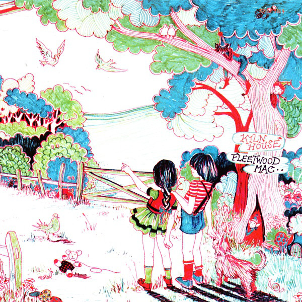 Fleetwood Mac Kiln House CD