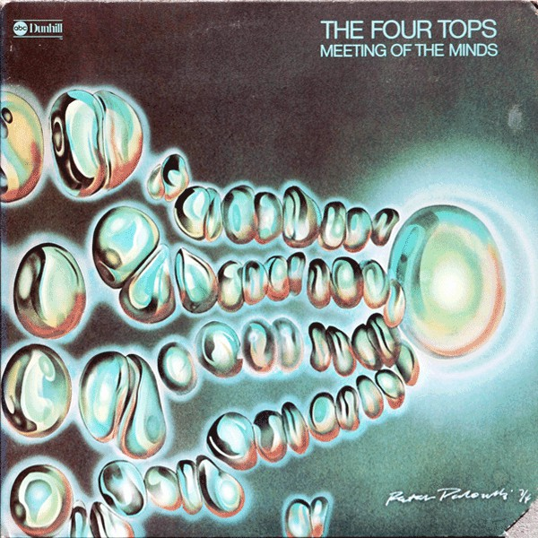 Four Tops Meeting Of The Minds Vinyl