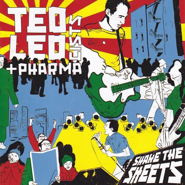 Ted Leo + Pharmacists Shake The Sheets CD