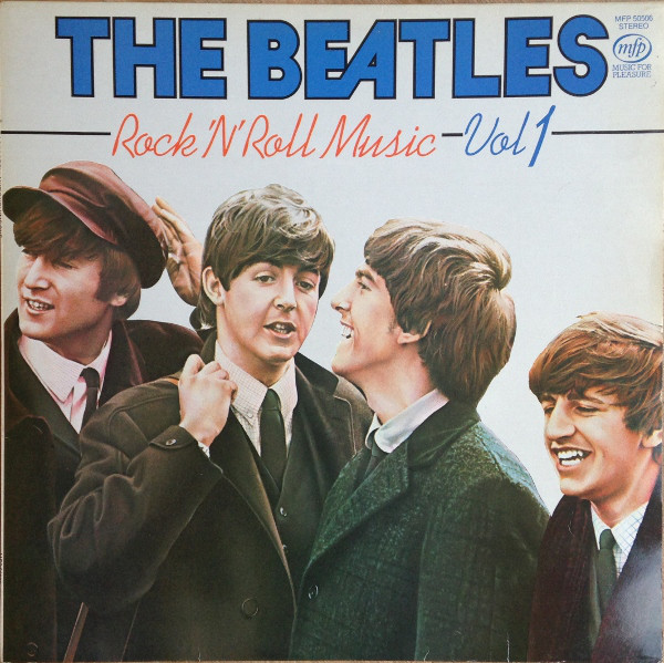 The Beatles Rock 'N' Roll Music Vol 1