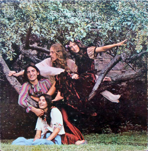 The Incredible String Band Changing Horses
