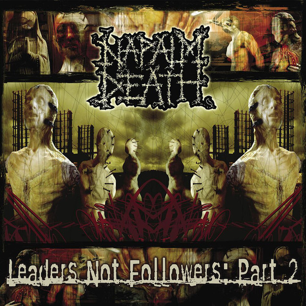Napalm Death Leaders Not Followers: Part 2 Vinyl