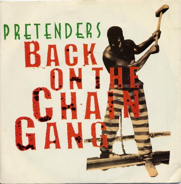 Pretenders Back On The Chain Gang