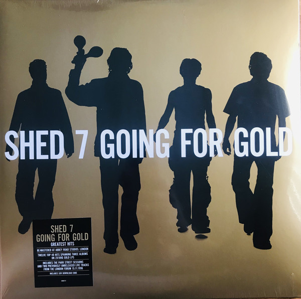 Shed 7 / Shed Seven Going For Gold (The Greatest Hits) Vinyl