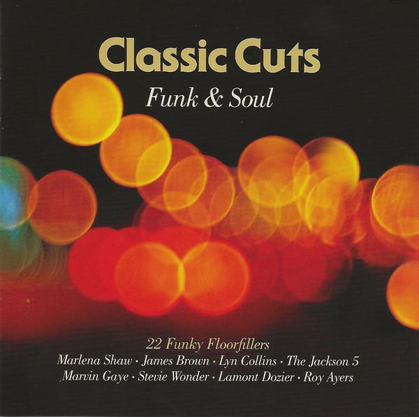 Various Classic Cuts Funk & Soul Vinyl