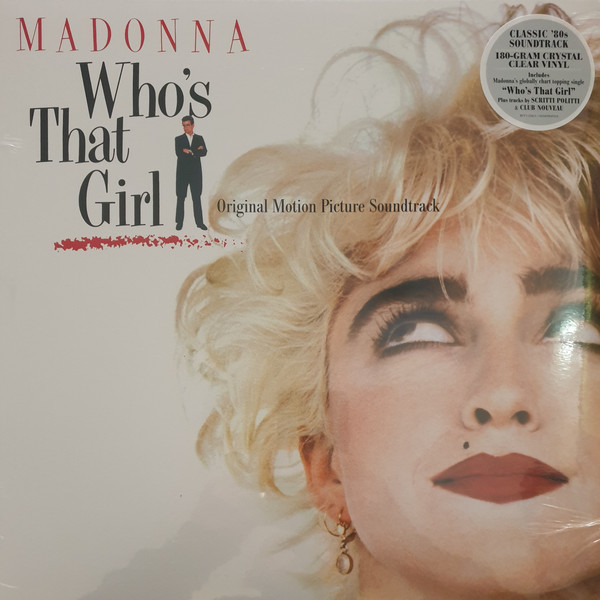 Madonna Who's That Girl Vinyl