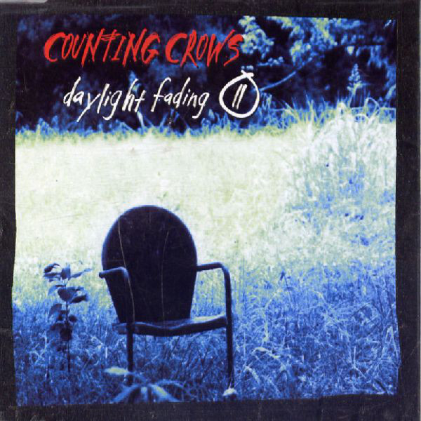 Counting Crows Daylight Fading CD