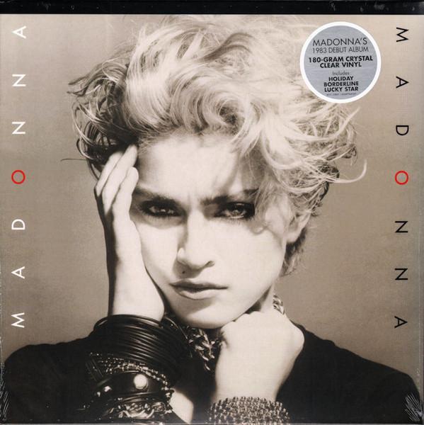 Madonna Madonna Vinyl