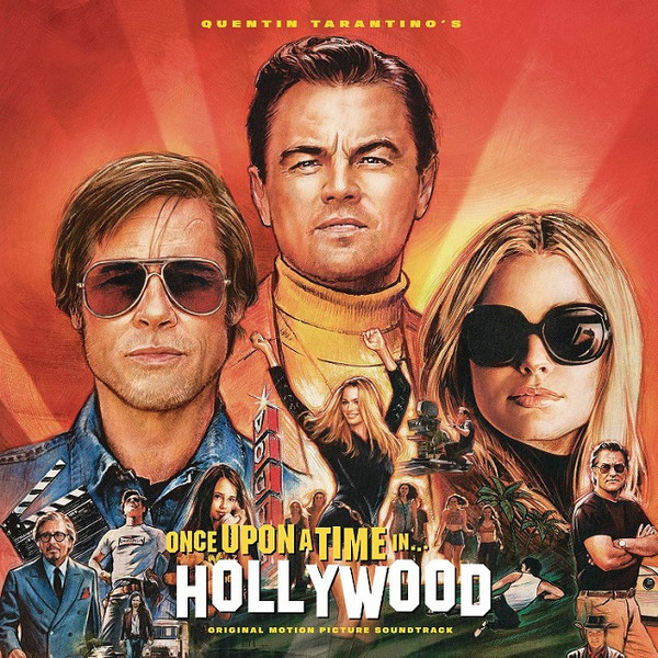 Various Once Upon A Time In Hollywood (Original Motion Picture Soundtrack) Vinyl