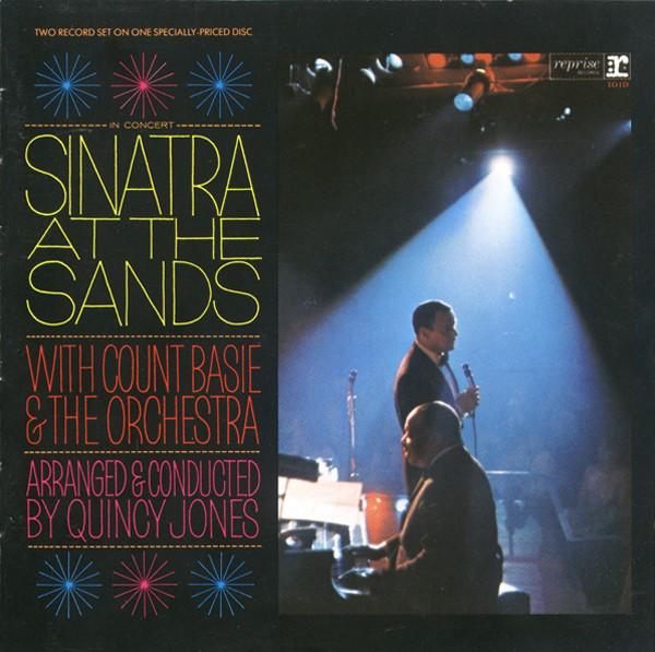 Sinatra, Frank Sinatra At The Sands