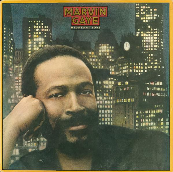 Gaye, Marvin  Midnight Love