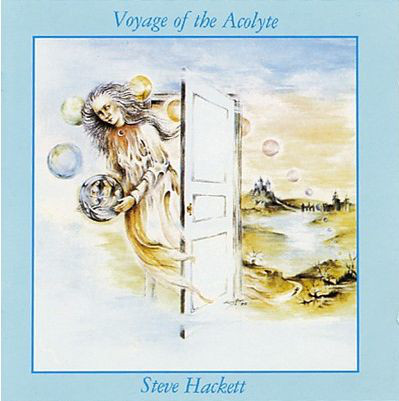 Hackett, Steve Voyage Of Acolyte