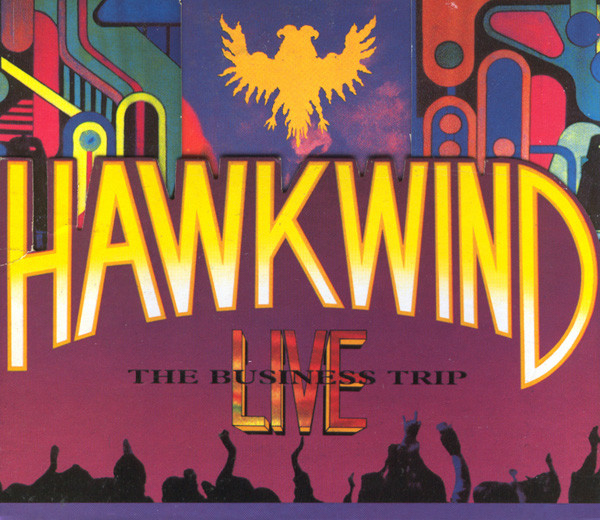 Hawkwind The Business Trip