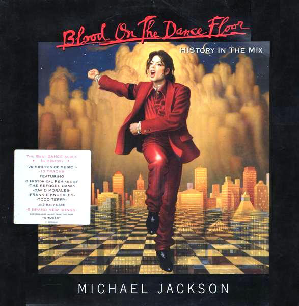 Jackson, Michael Blood On The Dance Floor / History In The Mix