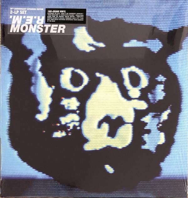 R.E.M. Monster Vinyl