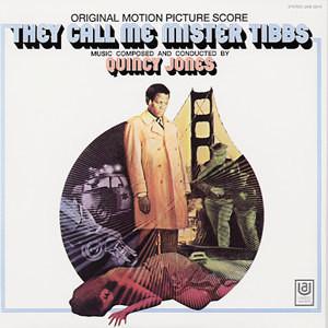 Jones, Quincy They Call Me Mister Tibbs Vinyl