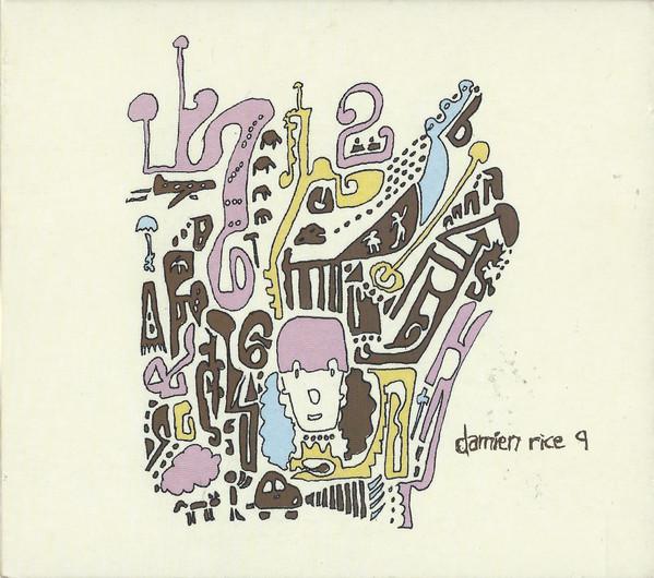 Rice, Damien 9 CD