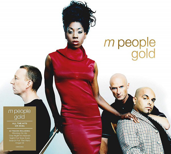 M People Gold CD