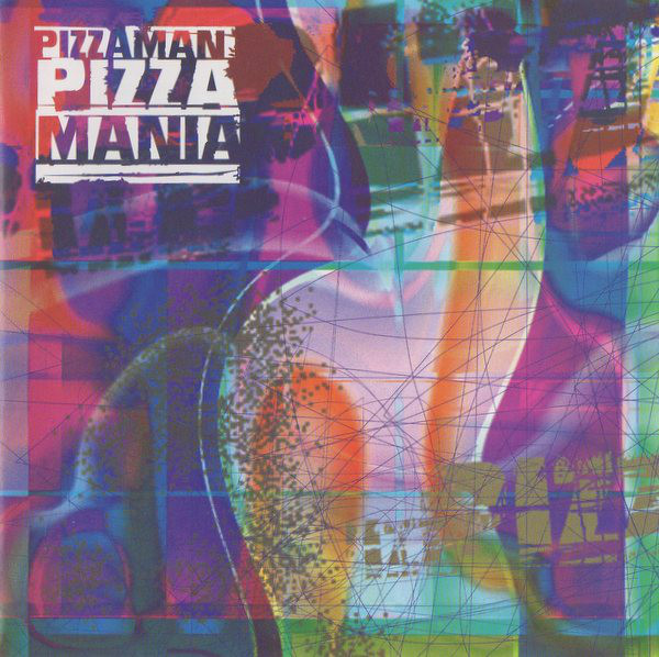 Pizzaman Pizzamania CD