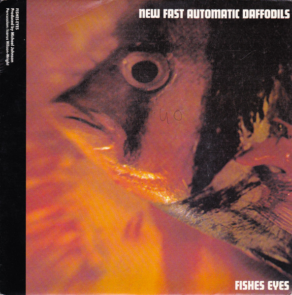 New Fast Automatic Daffodils Fishes Eyes Vinyl