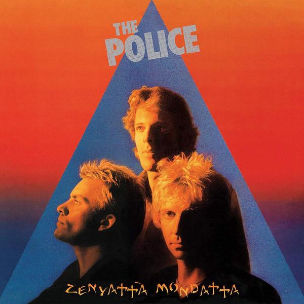 The Police Zenyattà Mondatta